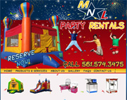 MNL Party Rentals