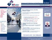 Outsourcing IT - NTWebs Inc.