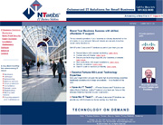 Outsourcing IT - NTWebs Inc.