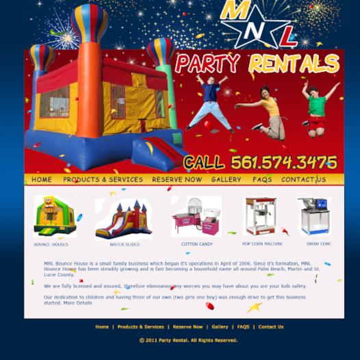 MNL Website